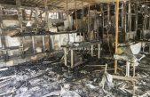 FOTO/VIDEO Požar u Špajzi uzrokovan tehničkim faktorom, šteta procijenjena na pedesetak tisuća kuna