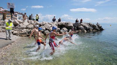 Compressport triatlon okupio brojne sportaše @ Mošćenička Draga