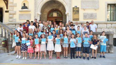 FOTO Održan prijem za uspješne učenike i mentore @ Opatija