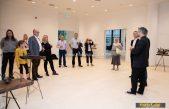 Centar Gervais ugostio atraktivnu izložbu 'Svijet metalnih skulptura' Siniše Vugreka