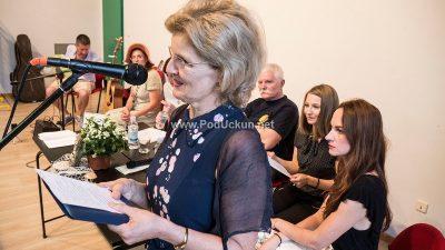 U OKU KAMERE Otvorenjem izložbe, predstavljanjem knjige i koncertom otvoren 'Liburnijski literarni Camino' @ Opatija