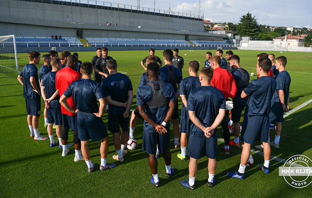VIDEO Nogometaši Rijeke pripreme nastavljaju u Kranjskoj Gori