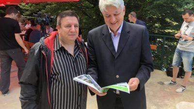 Magazin Zeleno i plavo proslavio 15 godina izlaženja: Na Platku predstavljeno jubilarno 50. izdanje posebnog časopisa