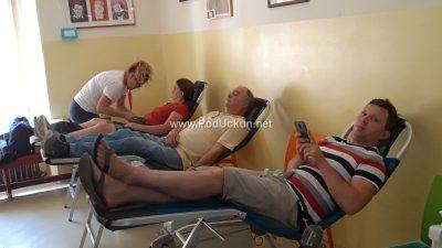 FOTO Trećoj ovogodišnjoj akciji darivanja krvi u Lovranu odazvalo se 48 darivatelja krvi