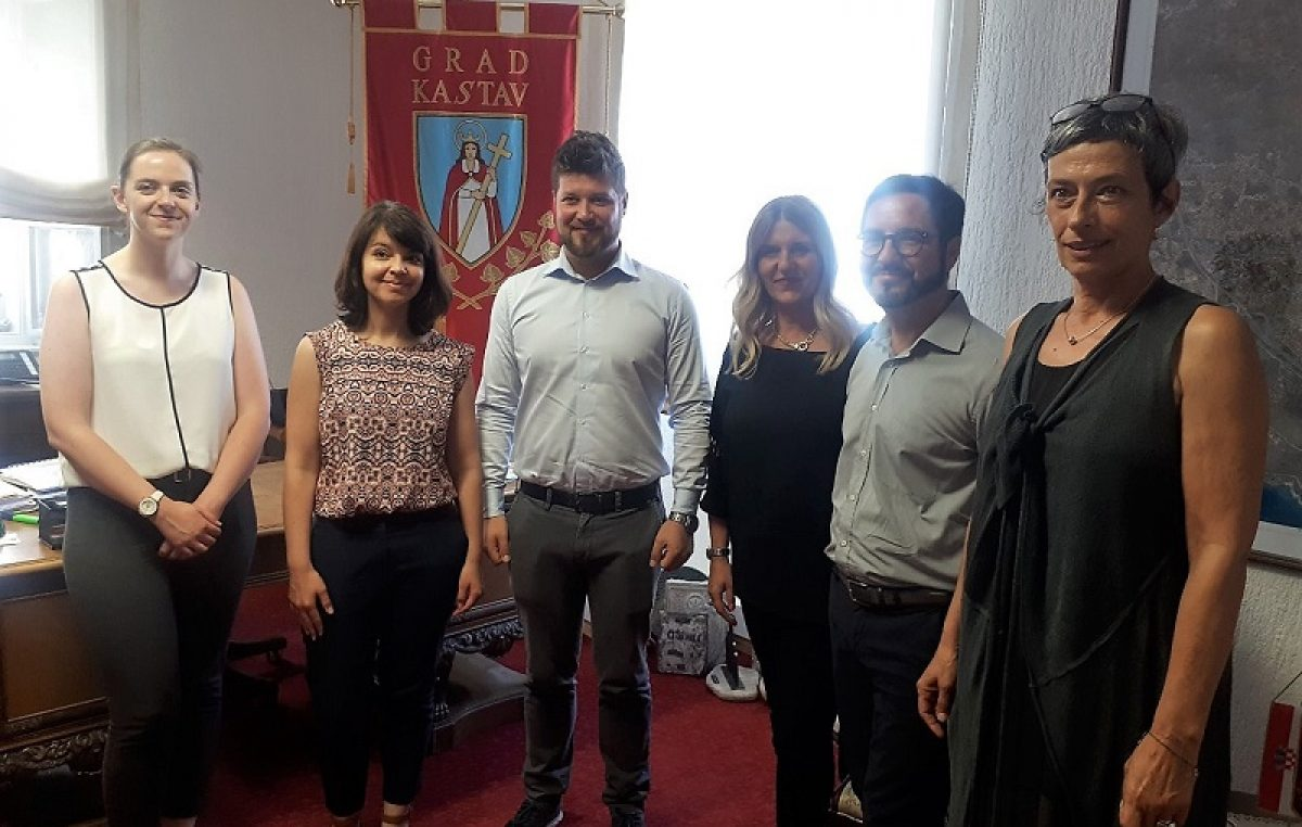 U OKU KAMERE Američka delegacija posjetila Grad Kastav