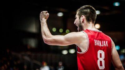 Priznanje za odličnu igru: Kastavski košarkaš Josip Barnjak pozvan u hrvatsku reprezentaciju