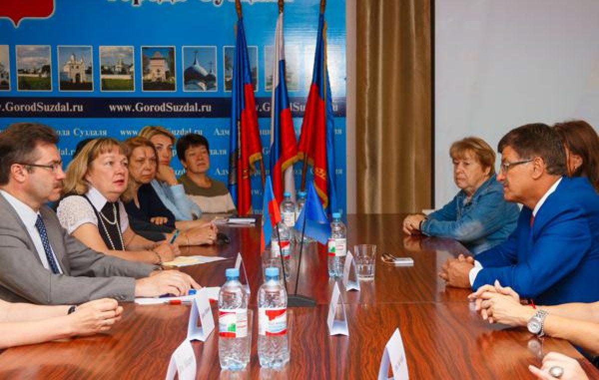 Delegacija grada Opatije održala uzvratni posjet ruskom gradu Suzdalu