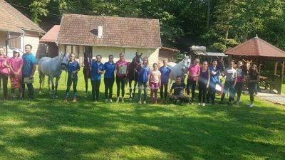 Opatijske jahačice osvojile brončane medalje na Croatia cupu