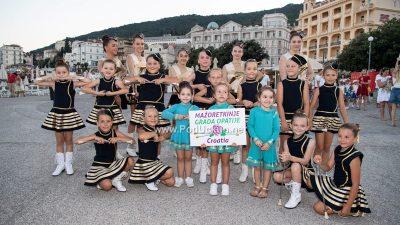 Počeli su upisi u Mažoretkinje grada Opatije @ SD Marino Cvetković