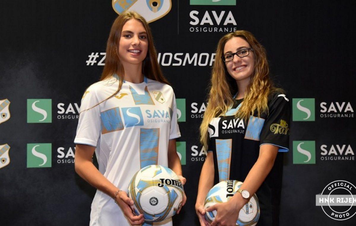 VIDEO HNK Rijeka predstavio dresove za novu sezonu