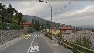 Interventni radovi uz privremenu regulaciju prometa zbog sanacije puknuća vodovodne cijevi @ Opatija
