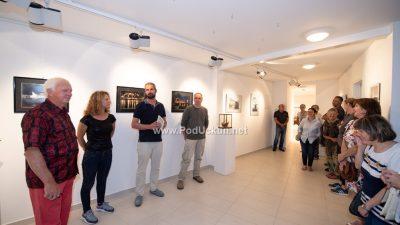 """FOTO Otvorenje izložbe """"Na tragu tradicije"""" za uvertiru u veliki Draški vikend posvećen moru"""