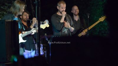 Riccardo Staraj & Midnight blues band na mini turneji