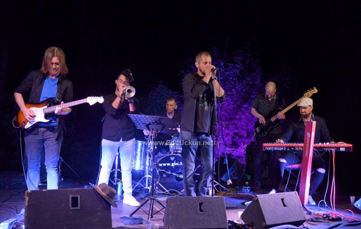 VIDEO Koncertom Riccarda Staraja & Midnight blues banda sutra starta 2. izdanje Jerry Ricks Blues Festivala