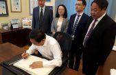 Održano primanje za izaslanstvo kineskog grada Shenzhena @ Opatija