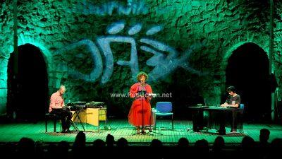 FOTO: Vrhunska vokalistica Maria João i OGRE predstavili spoj jazz i elektronske glazbe na drugoj večeri LJF-a