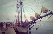FOTO/VIDEO Uplovljavanjem broda Nerezinac svečano otvorena Mala barka – Klapa Iskon raspjevala drašku rivu
