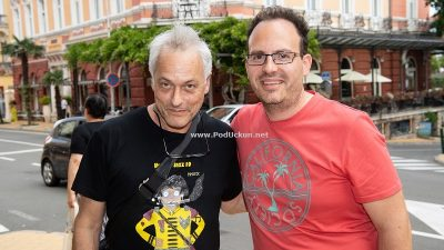 U OKU KAMERE Kultni gitarist i autor Marc Ribot u posjetu Opatiji