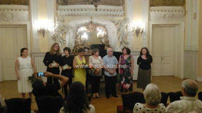 FOTO Oproštaj uz izvrstan koncert: Nastup Silvestra Pulića i Massimmiliana Marcela posljednji u povijesti GŠ 'Mirković'