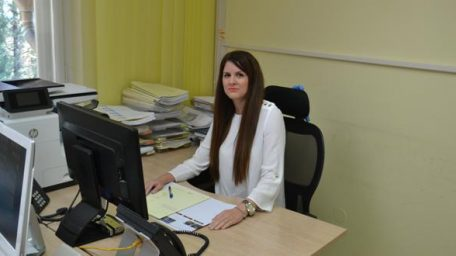 Marija Randić vršiteljica dužnosti pročelnika UO za financije i društvene djelatnosti