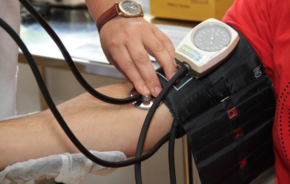 Zdravstvena akcija mjerenja tlaka i šećera u krvi u ljekarni 'Vaše zdravlje' @ Opatija