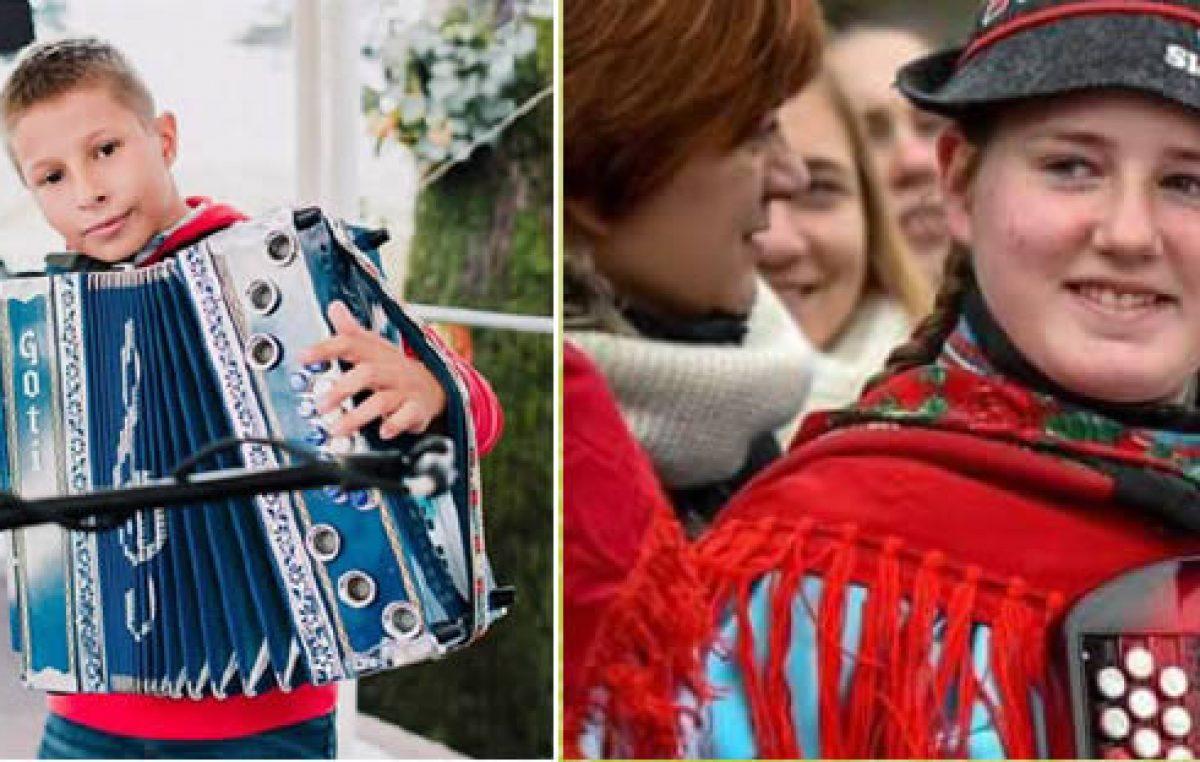 VIDEO Večer posvećena harmonikama – Dorian Rubeša i Ema Sušanj večeras gostuju u Kastvu