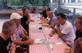 U OKU KAMERE U opatijskoj Boćariji održano druženje osvajača Omladinskog kupa Jugoslavije