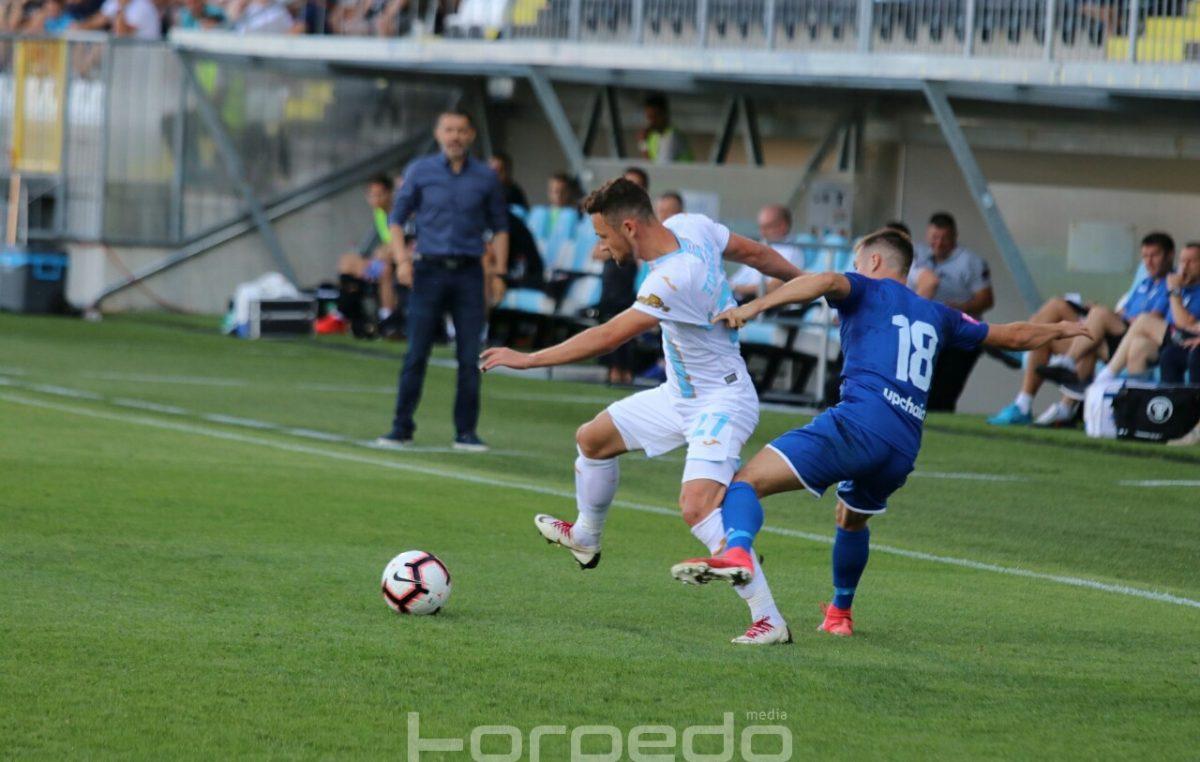 FOTO Robert Murić s dva vrhunska gola zapečatio sudbinu Varaždinaca: Rijeka pobjedom otvorila sezonu