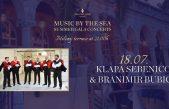 Uz note klape Sebenico i Branimira Bubice nastavlja se jedinstveni ciklus gala koncerata 'Music by the sea'