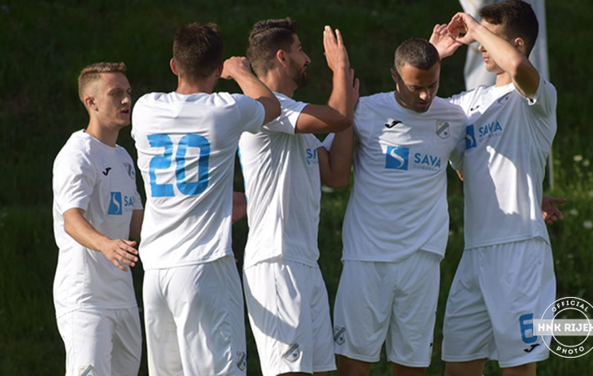 Denis Bušnja 'izludio' APOEL – HNK Rijeka pripreme zaključila s uvjerljivom pobjedom