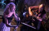 FOTO Spart jazz quintet nastupio u Ritmu dvorišta @ Kastav