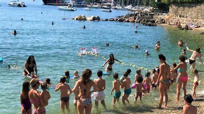 U OKU KAMERE Održana Ljetna olimpijada za djecu na Tomaševcu