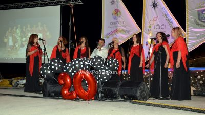 FOTO Ženska klapa Kamelija 20. rođendan proslavila sjajnim koncertom @ Ičići