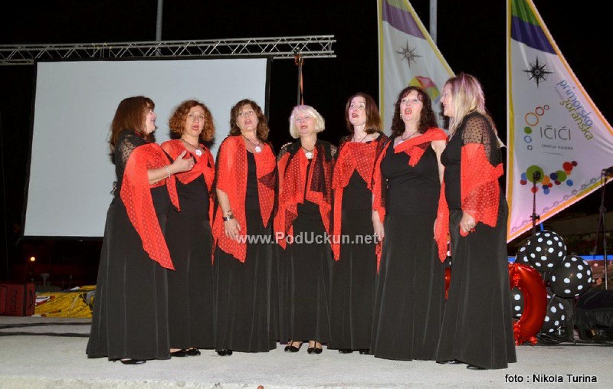 Ženska klapa Kamelija 20. rođendan proslavila sjajnim koncertom @ Ičići
