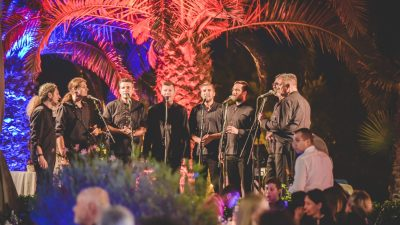 FOTO Koncert za pamćenje – Klapa Cambi oduševila publiku hotela Milenij