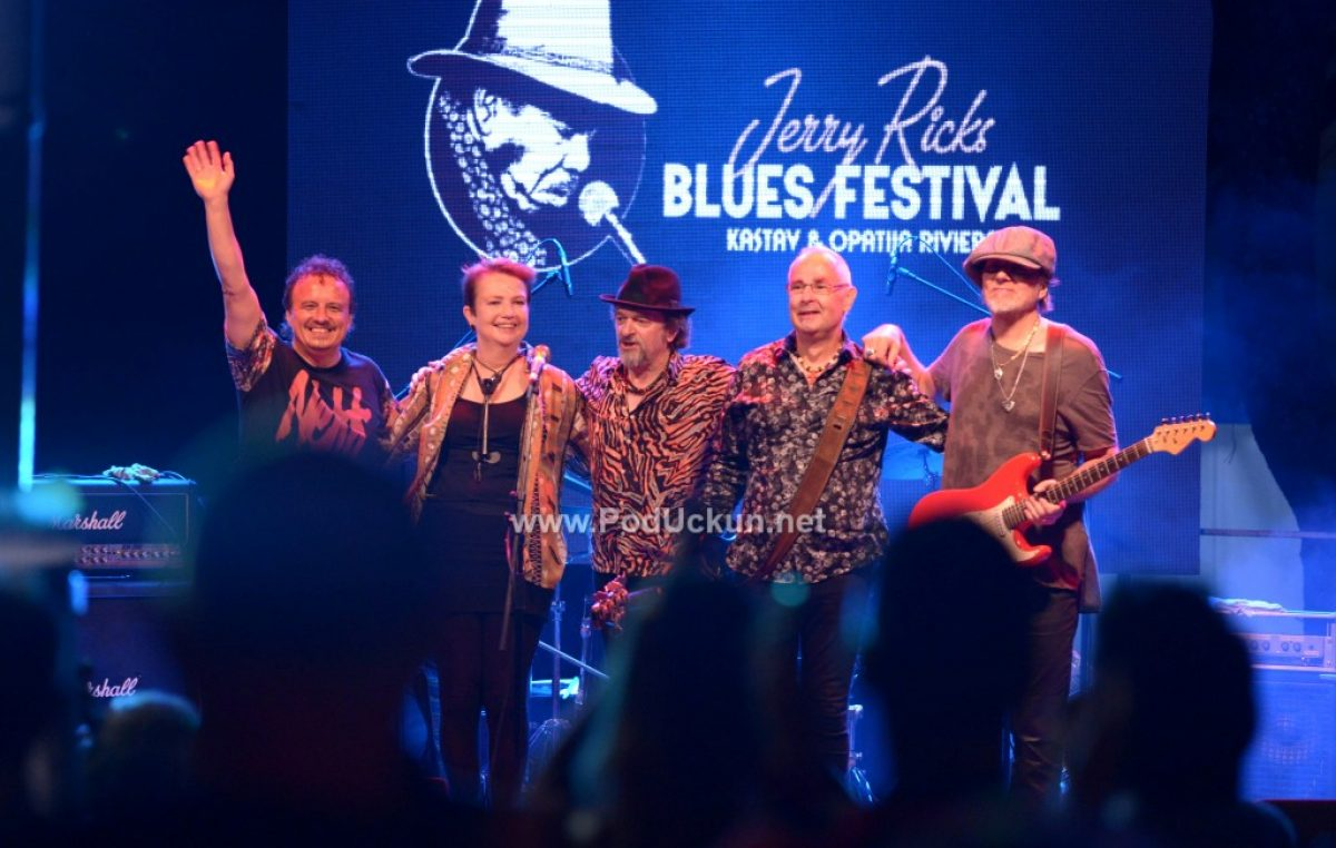 Premijerno izdanje Jerry Ricks Blues Festivala okončano vrhunskim nastupom Keith Thompson banda i projektom Respect for Aretha
