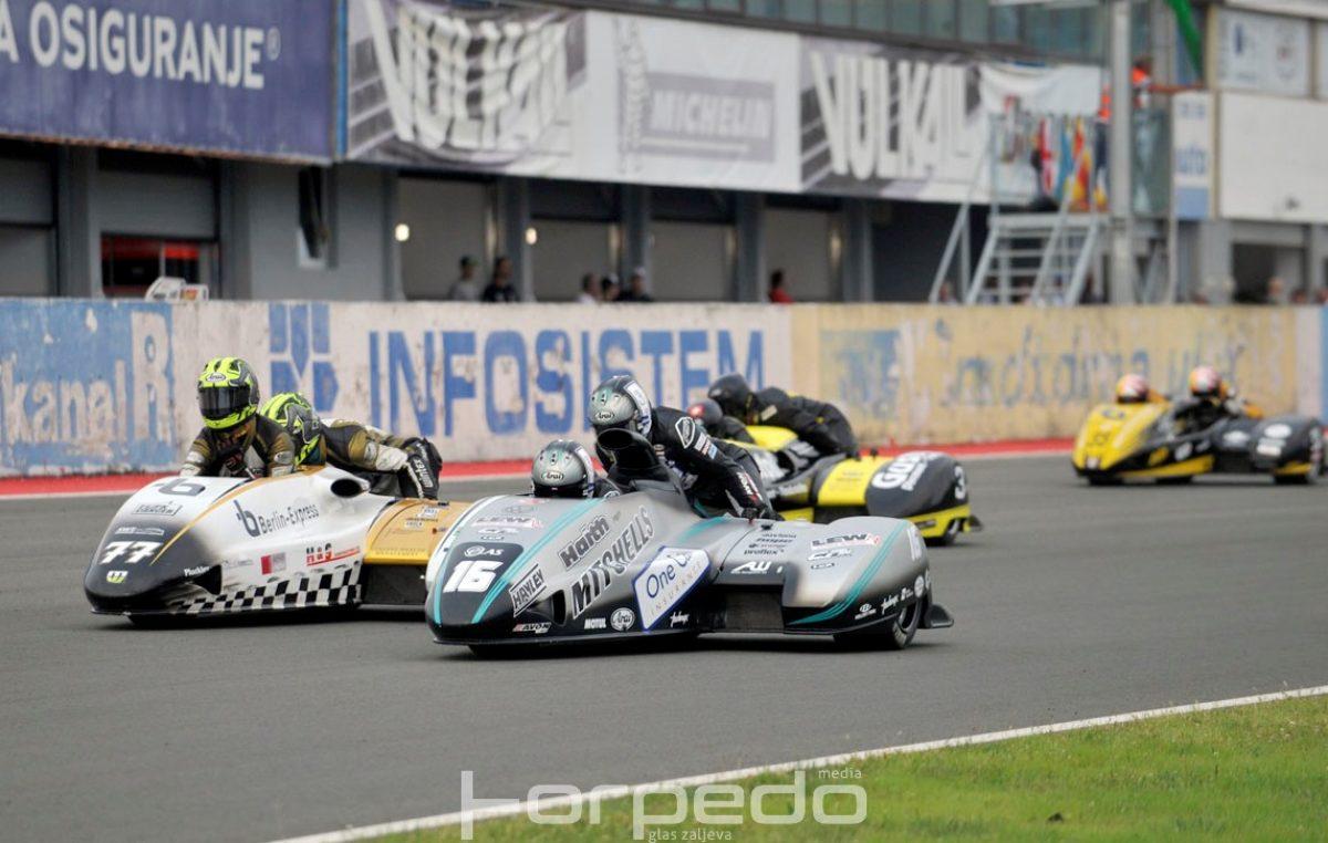 FIM Sidecar World Championship @ Automotodrom Grobnik, 2019.