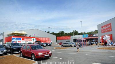 Novo radno vrijeme trgovina u sklopu Marti retail parka na Martinkovcu