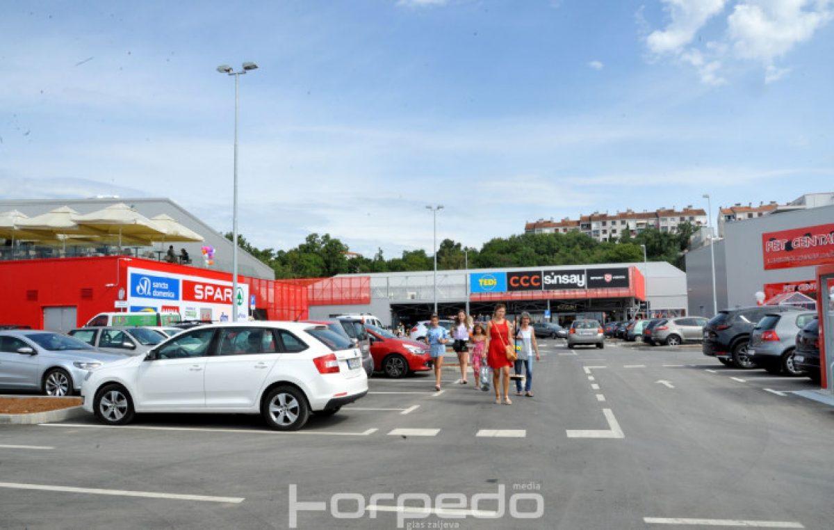 Otvoren trgovački centar na Martinkovcu