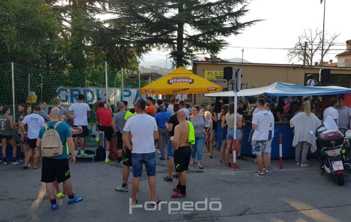 U OKU KAMERE Memorijalni turnir Dubravko Dukić Gule okupio brojne prijatelje Najvećeg i ljubitelje sporta i dobre glazbe
