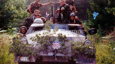 Na današnji dan počela je vojno-redarstvena operacija Oluja