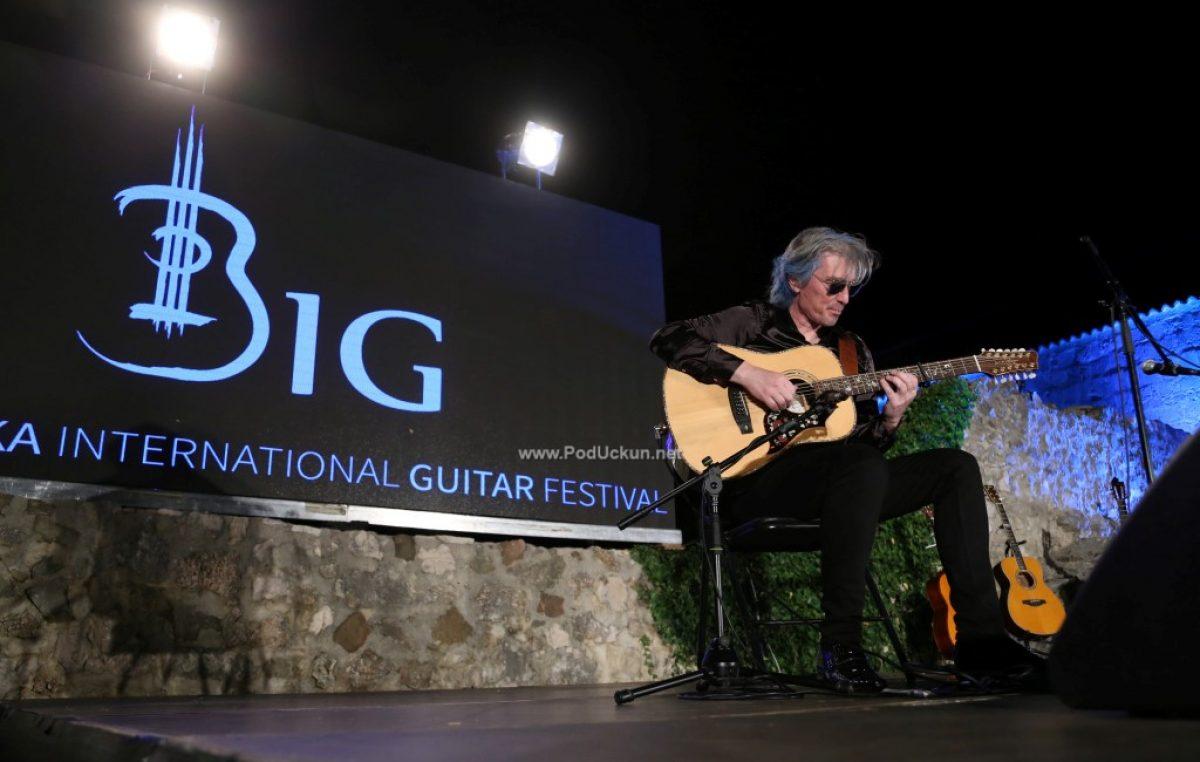 Izvrsni nastupi i projekcija filma Črni Kastavac obilježili ovogodišnje izdanje Baška International guitar festivala