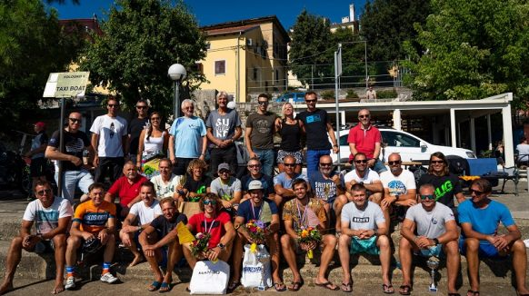 FOTO/VIDEO Završeno prvo otvoreno prvenstvo Hrvatske u 'foil' jedrenju – Enrico Marotti 'uzeo' dva zlata @ Volosko