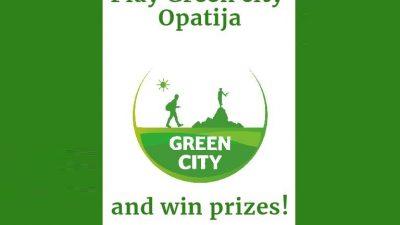 Zaigrajte igru Green city Opatija i osvojite nagrade lokalnih ugostitelja