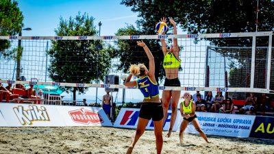 Najiščekivaniji hrvatski turnir odbojke na pijesku i ove će godine dignuti prašinu na Ičićanskim terenima