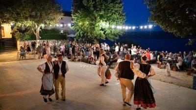 FOTO Okusi, mirisi i zvukovi istarske kuhinje privukli brojne posjetitelje u Brseč