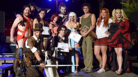 "FOTO/VIDEO Subotnji program donio je vrhunac ovogodišnjeg Festivala ""Liburnicon"" uz Sweet Angel Cosplay i Tada Williamsa"