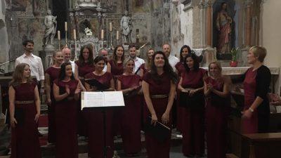 U OKU KAMERE Koncert Mješovitog zbora Schola Cantorum Rijeka obilježio veliki interes publike @ Lovran