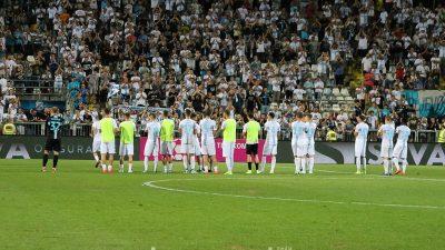 Prva ekipa i stručni stožer HNK Rijeka odrekli su se trećine primanja na 16 mjeseci