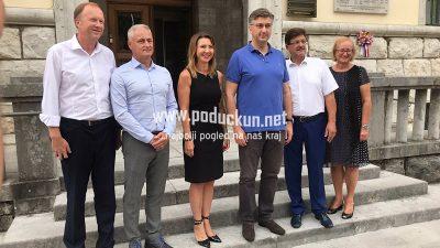 FOTO Premijer Andrej Plenković u posjetu Opatiji